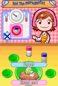 Cooking Mama Screen 2