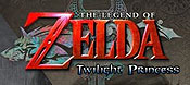 Zelda Twilight Princess Title